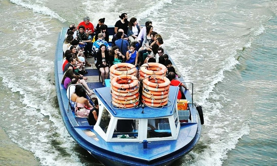 Passenger Boat Rental In Bilbao
