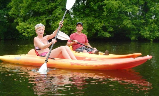 Kayak Rental In Traverse City