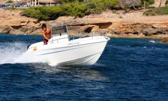 Boat Rental For 7 People In Trogir