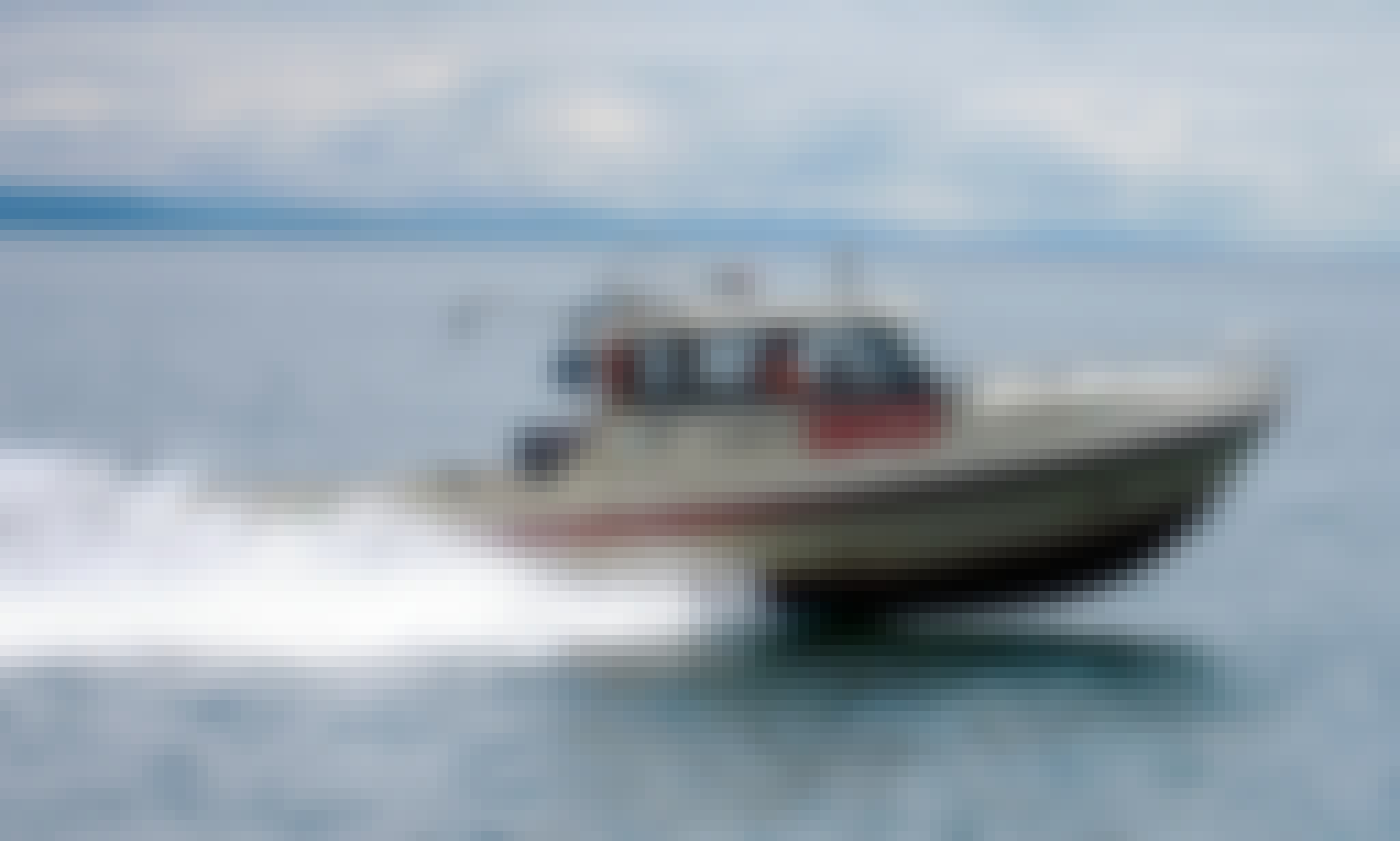 20' Houseboat Charter in Petersburg, Alaska