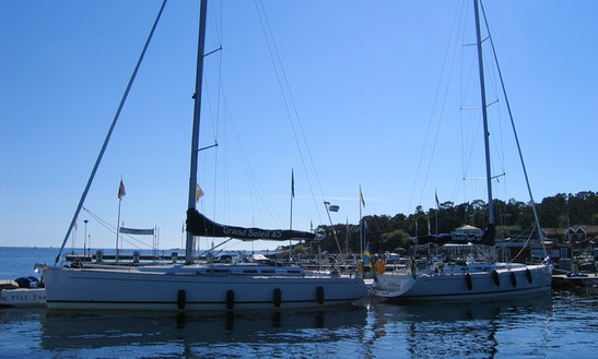 Grand Soleil 50 Cruising Monohull For 10 People In Stockholm, Sweden