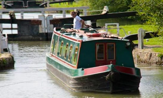 Fennec Fox Canal Boat Hire In Rowde