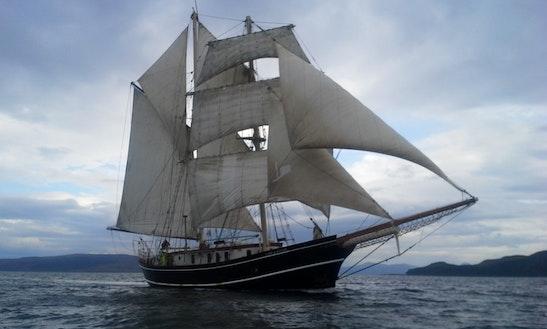 Sailing Holidays Aboard