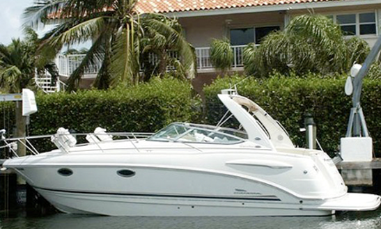 2005 Chaparral Signature Yacht Available To Charter In North Holland, Netherlands
