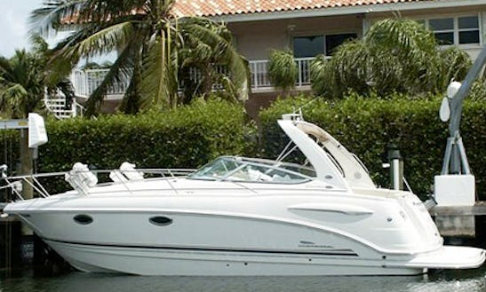 6 Person Chaparral Signature Motor Yacht For Charter In North Holland, Netherlands