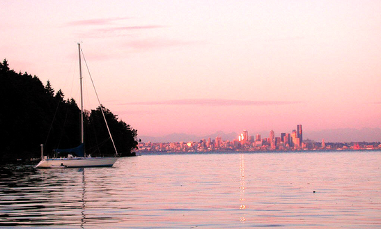 Cruising Monohull Charter In Seattle, Washington