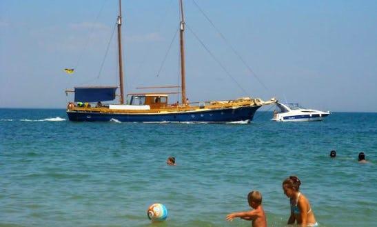 Sailing Yachht Tango Hire In Odessa