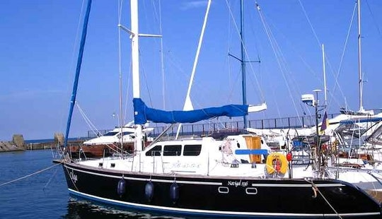 Sailing Yacht Olga Hire In Odessa