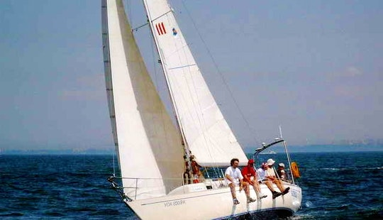 Sailing Yacht Blues Hire In Odessa