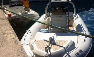 Nuova Jolly King 820 Available to Hire for 12 Person in Port de Sóller, Spain