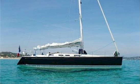 Sailing Charter Grand Soleil 45 In Varmdo