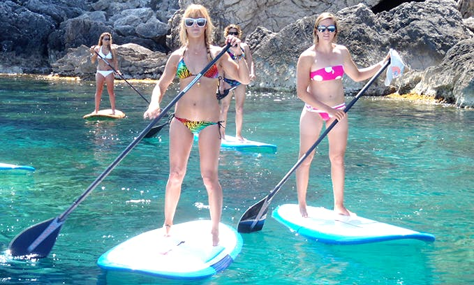 SUP Rental in Cantabria, Spain