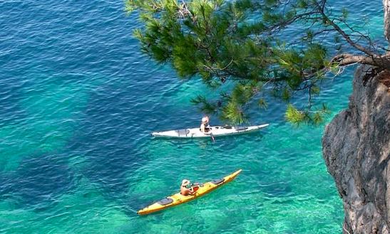 Kayak Rental In Portonovo Italy