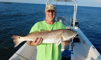 Fishing Charter In Venice, Louisiana With Captain Brian