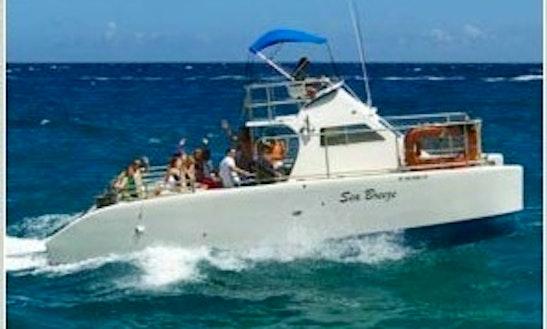 Charter 45 39 Cruising Catamaran In Hanalei Hawaii Getmyboat