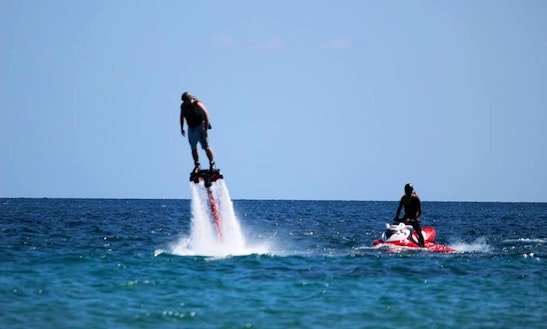 Flyboarding Lessons In St. Kitts And Nevis