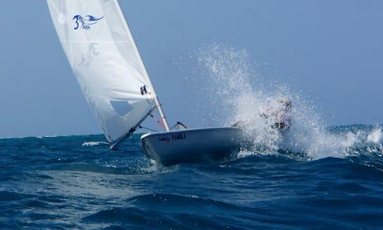 Laser  Sailing  In Kenya