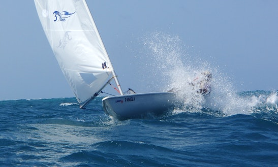 Laser  Sailing  In Kenya