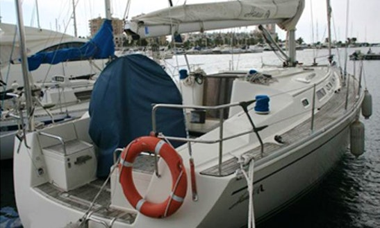 Hanse 411 Cruiser Hire In Dénia