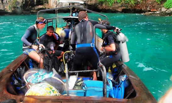 Diving Charter In Tambon Ao Nang