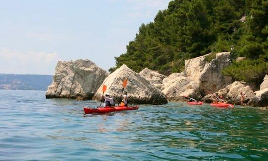 Croatian Sea Kayak Tour In Split