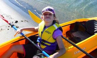 Kayak Guided tours (Goolwa South Australia)