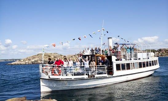 Gothenburg Cruise Boat