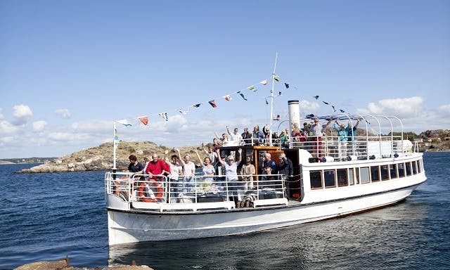 Gothenburg Cruise Boat for events
