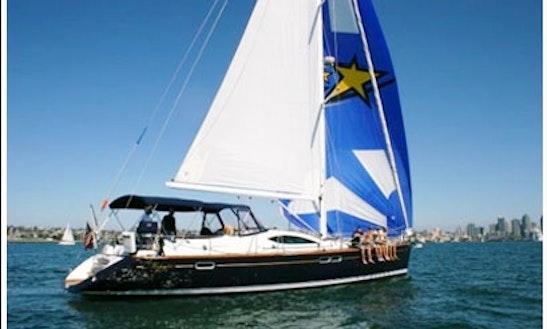 Jeanneau 54 Charter In Newport Beach