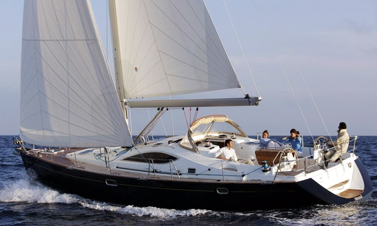 Jeanneau 49ds Charter In Newport Beach