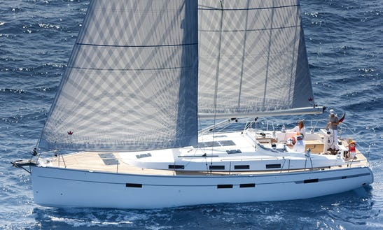 Skippered Sailing Yacht Rental In Kas / Kekova