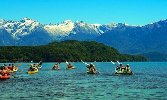 River Kayak Tour In Gore