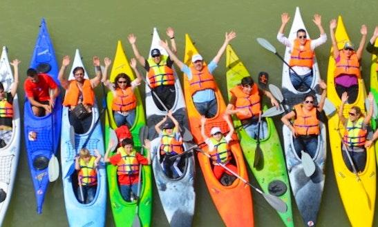 Rent Double Kayak In Sevilla