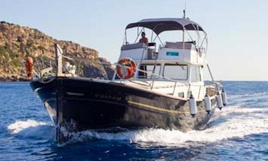 Menorquin Yacht 150 Hire In Mahón