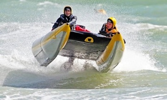 Rent Oxwich Watersports Zapcat In Swansea