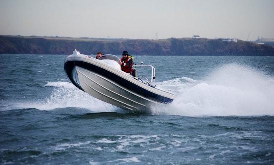 Rent Oxwich Watersports Powerboat In Swansea
