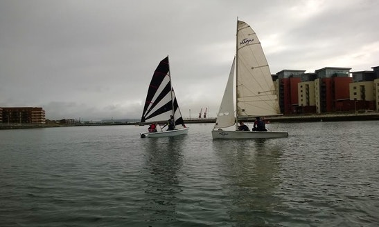 Experience A Fun Of Sailing While You Learn In Wales, United Kingdom