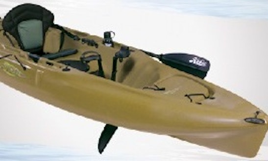 Hobie Kayak Hire In Mornington