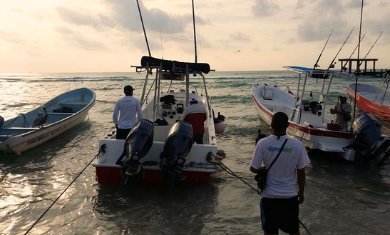 Deep Blue Spearfishing Charter In Isla Holbox Mexico