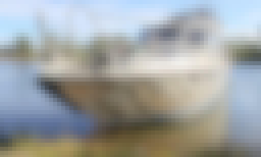 "Charter 30 Knots Speed ""M/Y Katieca"" Motor Yacht in Stallarholmen"