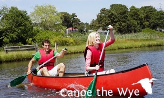 Canoe Rental In Symonds Yat