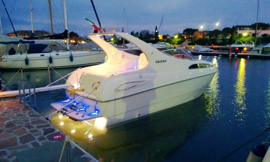 Motor Yacht Rental In Sirmione