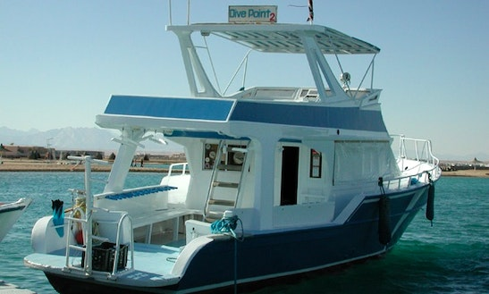 Dive Boat Charter In Egypt