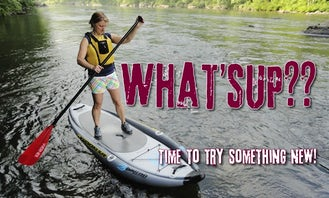 Stand Up Paddle Boarding Instruction in Mill Run