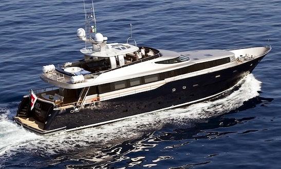 Luxury Yacht Charter Xo Of The Seas In Mediterranean