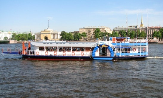 Chart Boat-restaurant