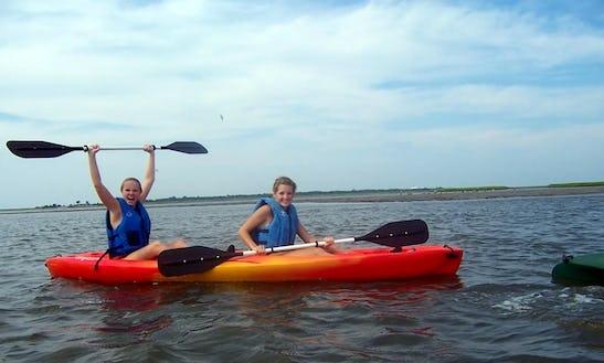 Rent Full Day Kayak In Wilmington