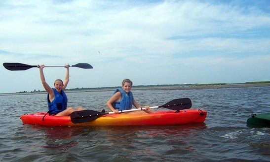 Rent Full Day Kayak In Wilmington