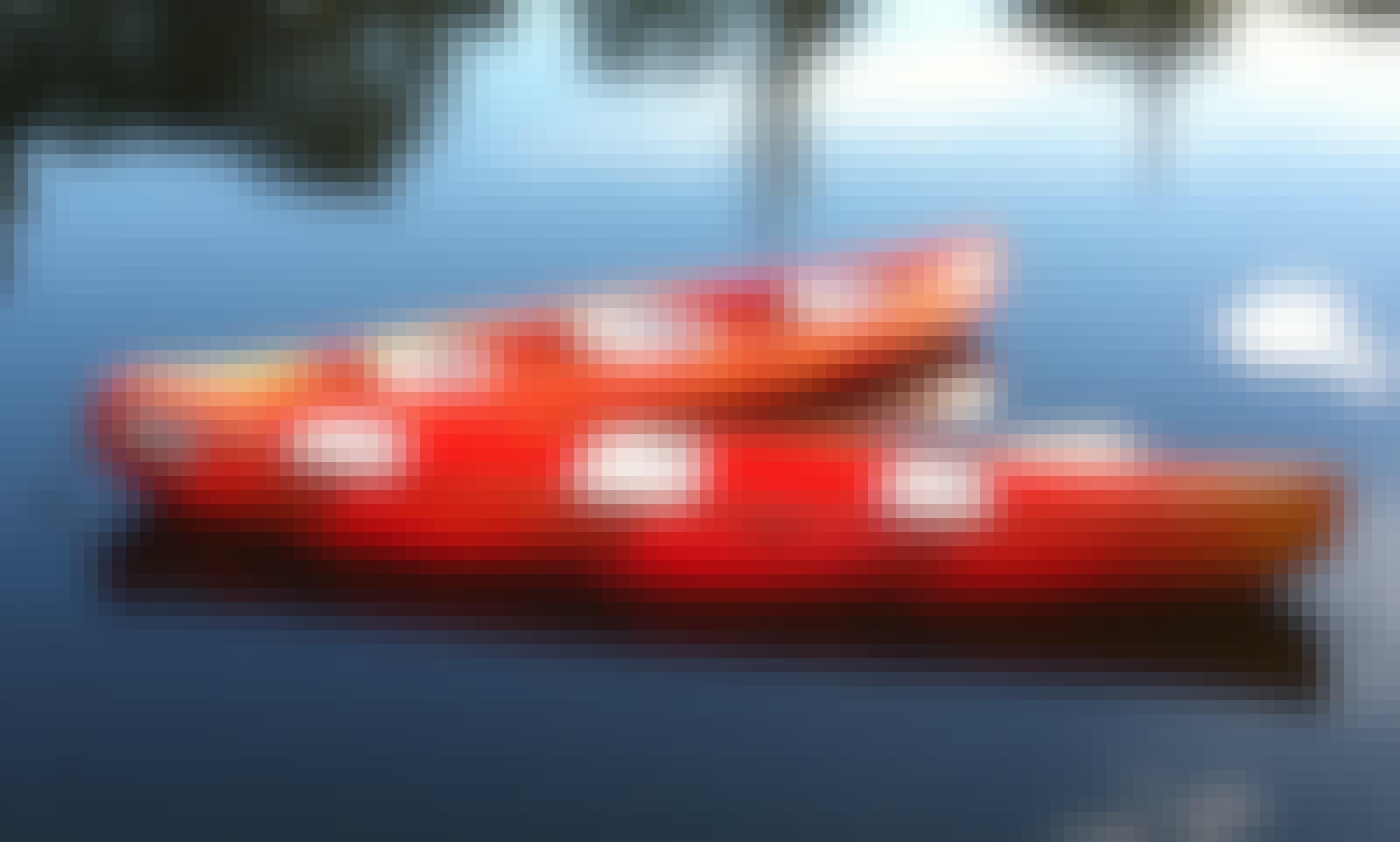 Canoe/Kayak Rental in Saint-Antoine-de-Breuilh