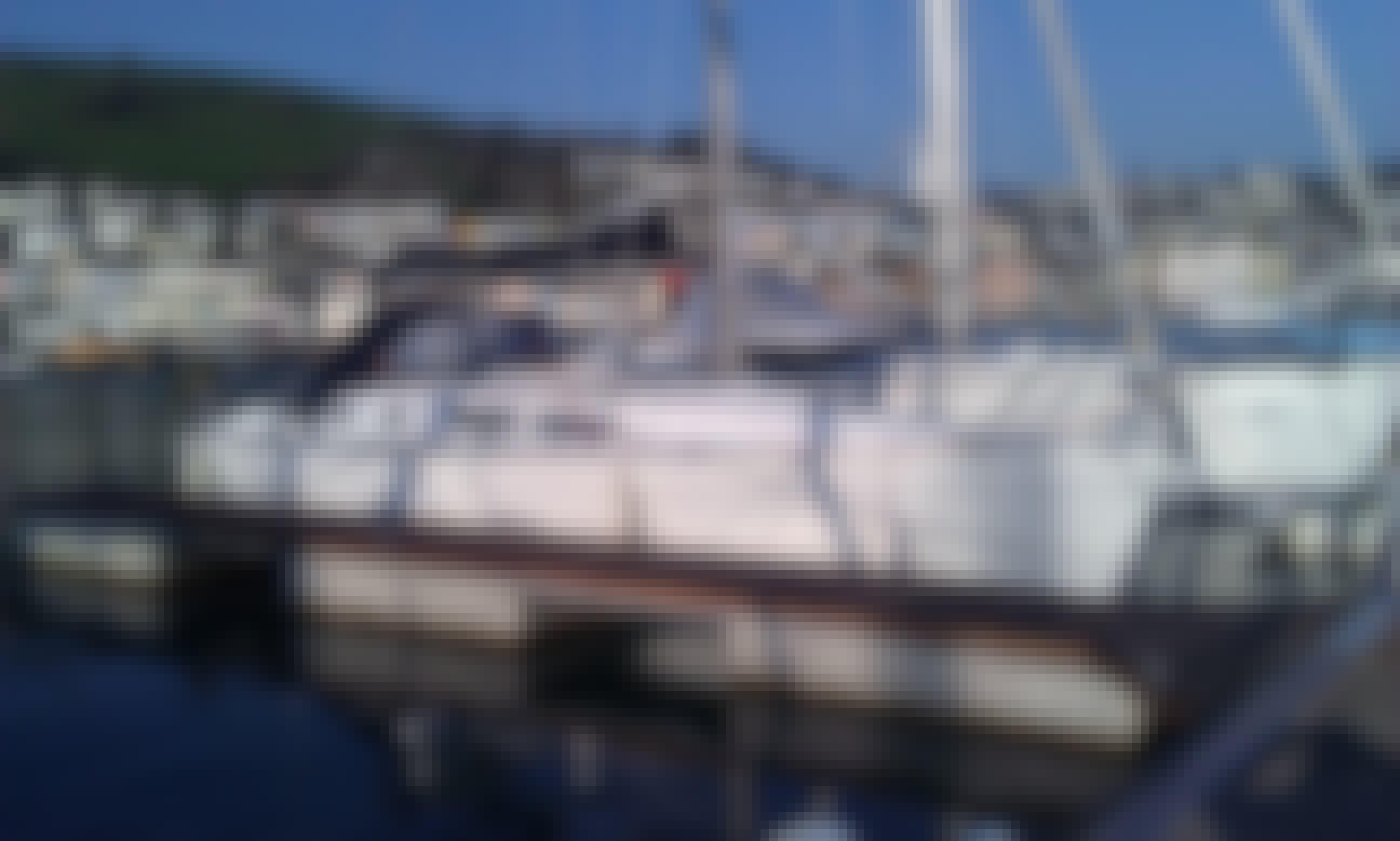 Charter Jeanneau Sunfast 37 Performance in Lido di Ostia